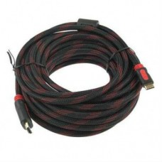 Кабель HDMI HDMI 10m усиленный в обмотке 10м шнур