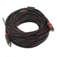 Кабель HDMI HDMI 5m усиленный в обмотке 5м шнур