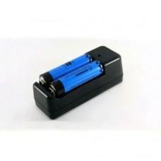Зарядное устройство на 2 аккумулятора 18650 зарядка