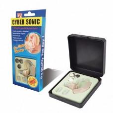 Слуховой аппарат Cyber Sonic + 3 батарейки