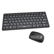 Русская беспроводная клавиатура с мышкой UKC k03