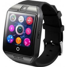 Умные смарт часы Smart Watch Phone Q18 Чёрные