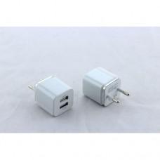 Блок питания типа iPhone USB 2 порта зарядка AR 62