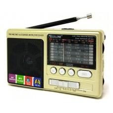 """Портативный радио приемник """"GOLON"""" RX-181 USB FM"""