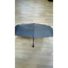 Зонт мужской Monsoon облегченный автомат с чехлом Чёрный
