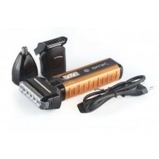Электрическая бритва Gemei GM 789 3 насадки триммер