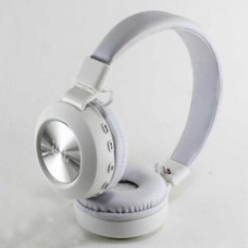 Bluetooth наушники Wireless Headphones JBL Purebass T200BTс FM MP3 белые