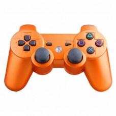 Беспроводной Джойстик Sony Геймпад PS3 для Sony PlayStation PS оранжевый