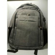 Городской рюкзак мужской ZXJ-2615 сумка 47x32x13 серый