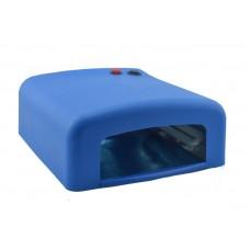 УФ лампа для наращивания ногтей на 36 Вт Синяя